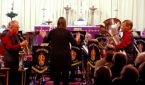 Spennymoor Town Band concert